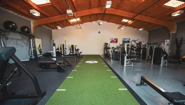 Fully Equipped Gym Near Chester