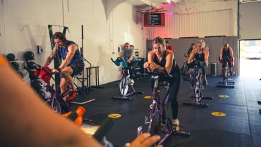 Spin Classes for low intensity workout